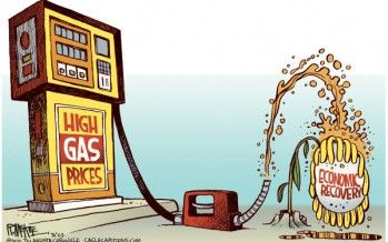 Dems stop bills to ease gas price hike
