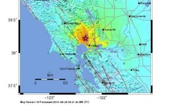 Expert says drought did not cause Napa quake