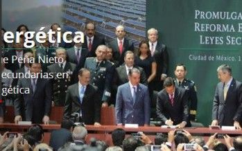 Mexico moves toward free-market oil