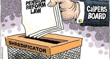 Brown hits CalPERS on pension spiking