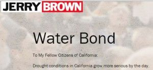 brown water bond