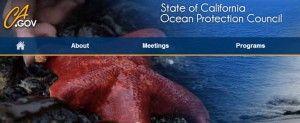 ocean protection council