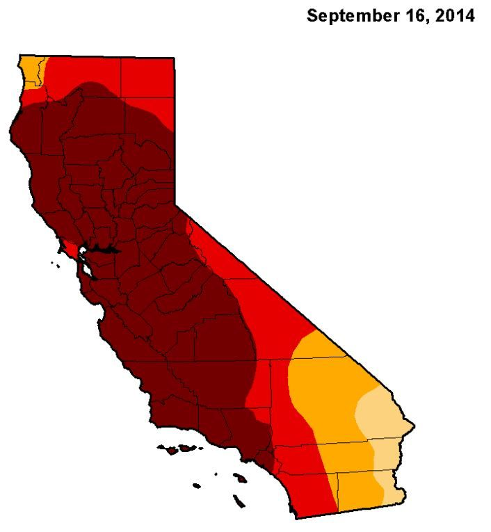 Drought, Sept. 16, 2014