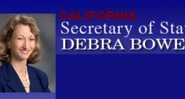 Debra Bowen revelations appear to explain her failure on job
