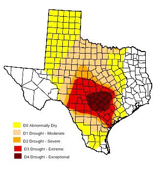 TexasDrought