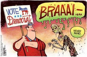 Democrats, election 2014, Halloween, Oct. 30, 2014, McKee