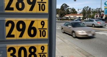Climbing gas prices lower consumer sentiment