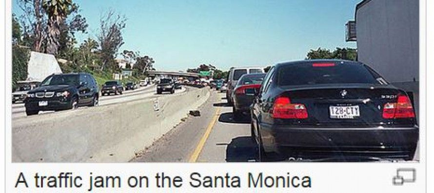 Pension spikes crumbling CA roads
