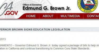 Brown struggles to hit education stride