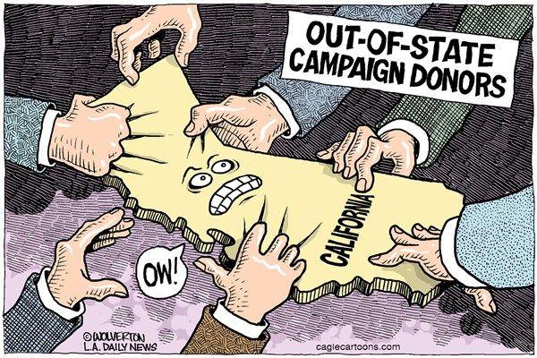 campaign contributions, wolverton, cagle, Nov. 3, 2014