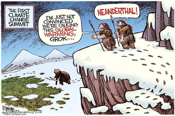 Cartoon: Global warming   CalWatchdog.com