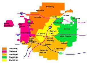 upper district