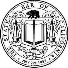 California State Bar seal