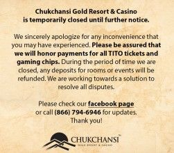 Chukchansi tribe TemporarilyClosed_800x700
