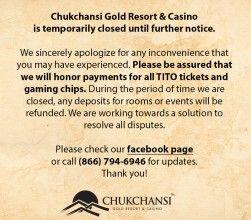 Chukchansi tribe TemporarilyClosed_800x700