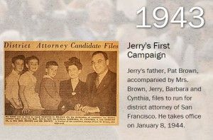 Jerry Brown 1943