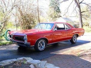 Pontiac GTO 1966, wikimedia
