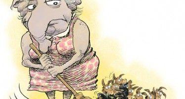 Cartoon: Republican sweep