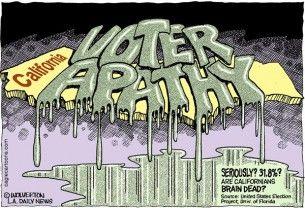 Voter Apathy, Wolverton, Nov. 17, 2014