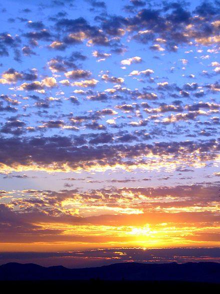 clouds, california, wikimedia