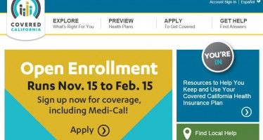 Schools signing up families for Covered CA