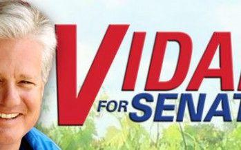 Water issue re-elects GOP Sen. Vidak in Dem district