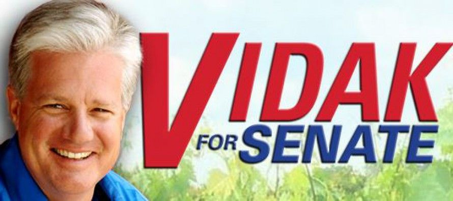 Water issue re-elects GOP Sen. Vidak in Dem district