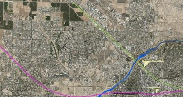 Bakersfield drops high-speed rail lawsuit