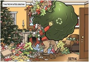 Day after christmas, cagle, Matson, Dec. 29, 2014