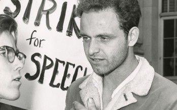 50 years after the Berkeley Free Speech Movement