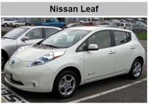 Nissan Leaf, wikimedia