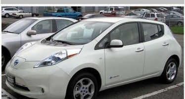 Electric cars most popular in CA
