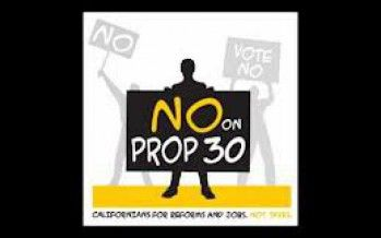 LAO: No 'fiscal cliff' with end of Prop. 30 taxes