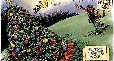 Cartoon: Tree lighting