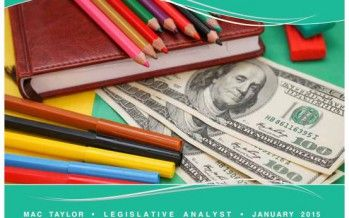Leg Analyst: School reserves law not working