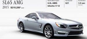 Mercedes SLG5 AMG