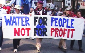 Feds, CA clash over funding private water projects