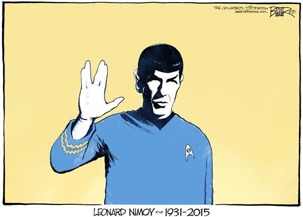 Nimoy, cagle, Beeler, March 2, 2015