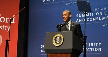 Obama, tech industry speak at Stanford