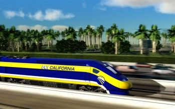 Bullet train plan counting on new federal funding