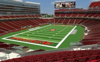 Will 49ers stadium be last one subsidized in CA?