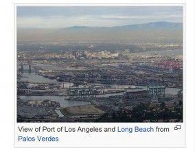 port of Los Angeles, wikimedia