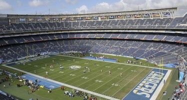 Chargers want out in San Diego