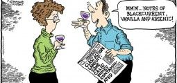 CARTOON: CA wine and arsenic