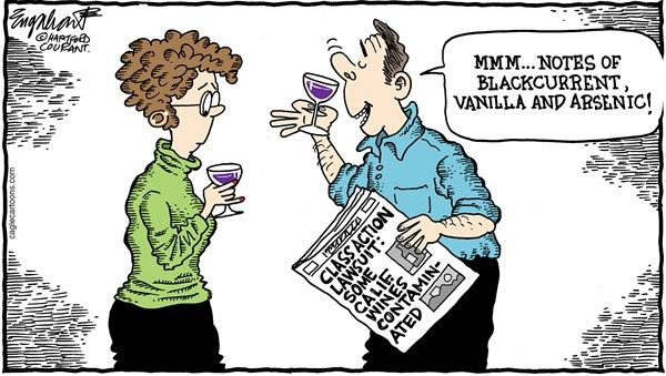 California wines, Englehart, cagle, March 30, 2015