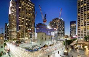 Construction Los Angeles, Flickr