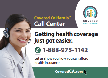 Covered CA Call Center