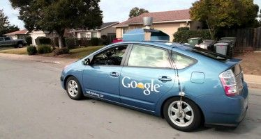 Self-driving cars hit PR bump on CA roads
