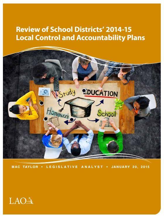 LAO study education