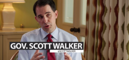 VIDEO: Scott Walker on winning the millennial vote